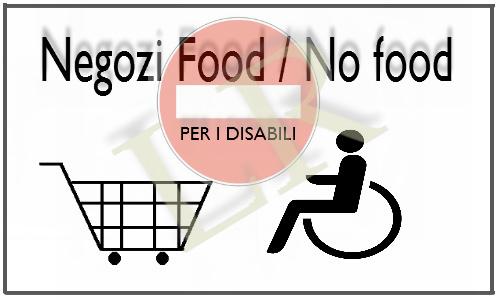negozi non accessibili